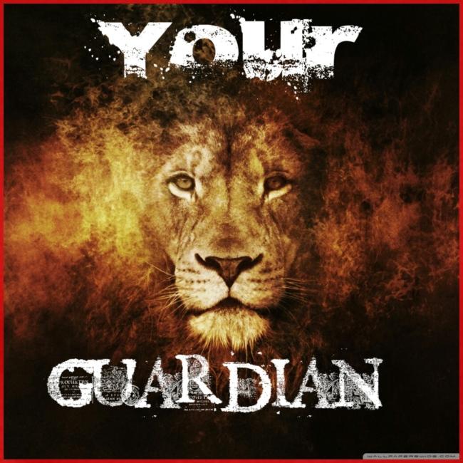 your the next lion guardian!!