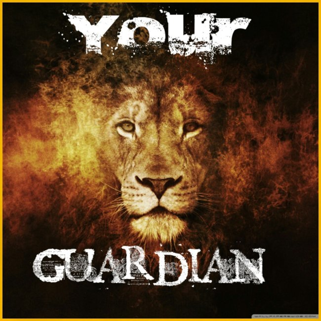 your the next lion guardian!!