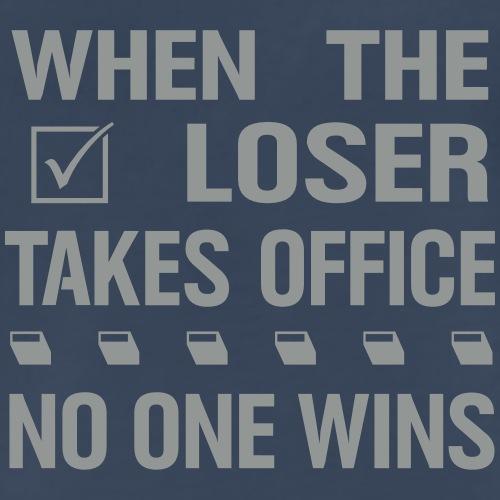 When Loser Takes Office - Men's Premium T-Shirt