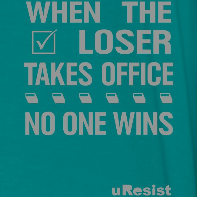When Loser Takes Office