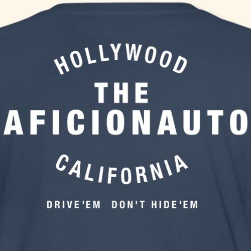 theAFICIONAUTO CREST - Men's Premium T-Shirt