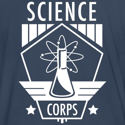 Science Corps - Men's Premium T-Shirt