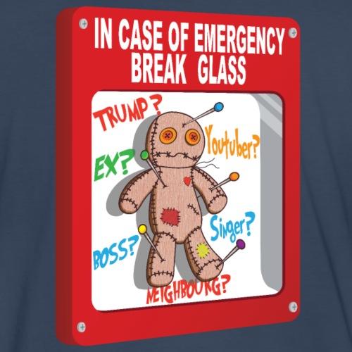 In case of emergency Voodoo Puppet - Men's Premium T-Shirt