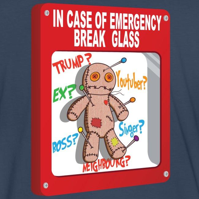 In case of emergency Voodoo Puppet