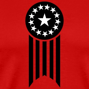 Old Flag - Men's Premium T-Shirt