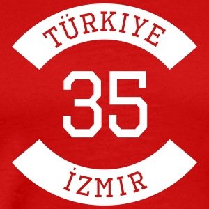 turkiye 35 - Men's Premium T-Shirt
