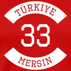 turkiye 33 - Men's Premium T-Shirt