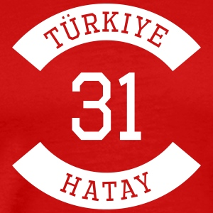 turkiye 31 - Men's Premium T-Shirt