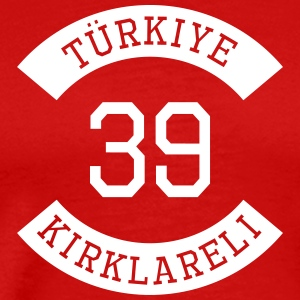 turkiye 39 - Men's Premium T-Shirt