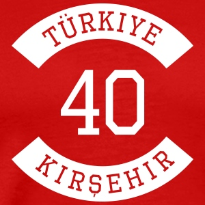 turkiye 40 - Men's Premium T-Shirt