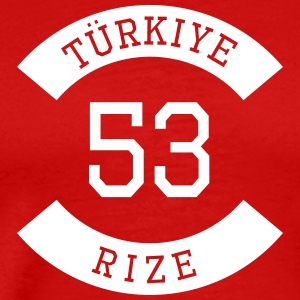 turkiye 53 - Men's Premium T-Shirt