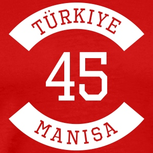 turkiye 45 - Men's Premium T-Shirt