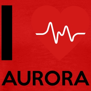 I Love Aurora - Men's Premium T-Shirt