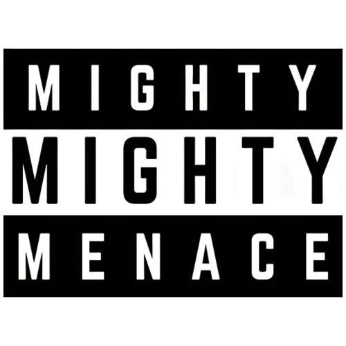 Mighty Mighty Menace League - Men's Premium T-Shirt