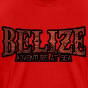 Belize Adventure at Sea - Men's Premium T-Shirt
