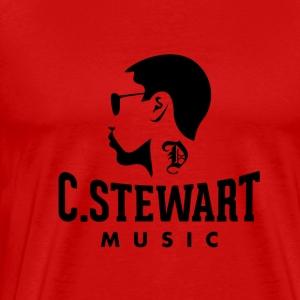 C.STEWART MUSIC - Men's Premium T-Shirt