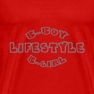 B-Boy & B-Girl - Men's Premium T-Shirt