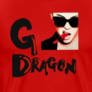 GDragon - Men's Premium T-Shirt