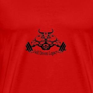 SDL Black - Men's Premium T-Shirt