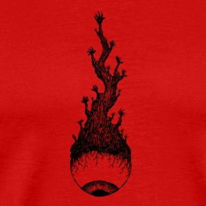 Creep Eye - Men's Premium T-Shirt