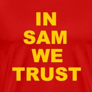 In SD We Trust - Men's Premium T-Shirt