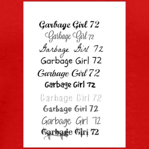 Garbage Girl Original Design - Men's Premium T-Shirt