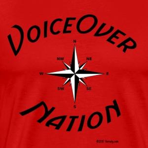 VoiceOver Nation - Men's Premium T-Shirt