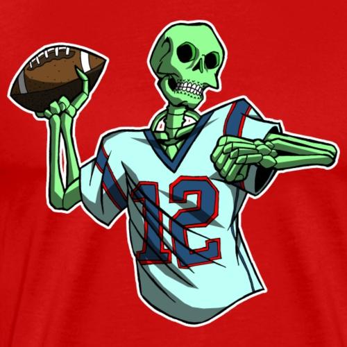 Skull Brady - Men's Premium T-Shirt