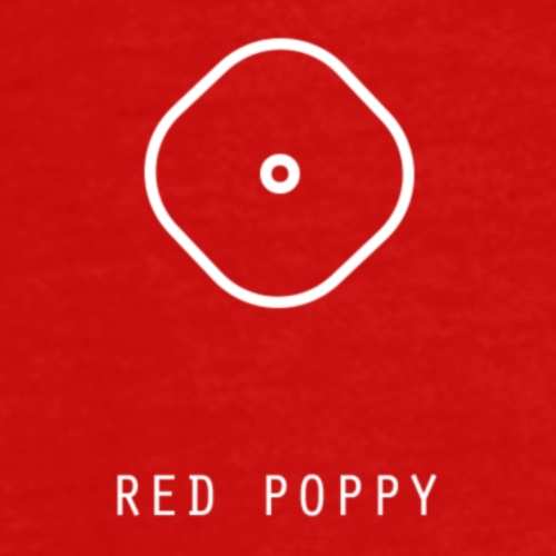 Red Poppy - Men's Premium T-Shirt