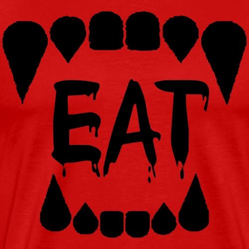 EAT - Men's Premium T-Shirt