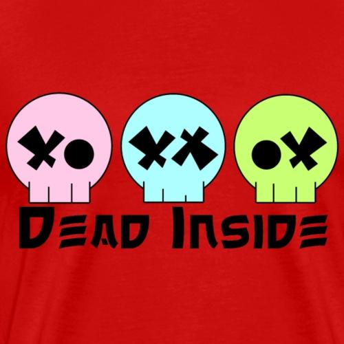 Dead Inside - Men's Premium T-Shirt
