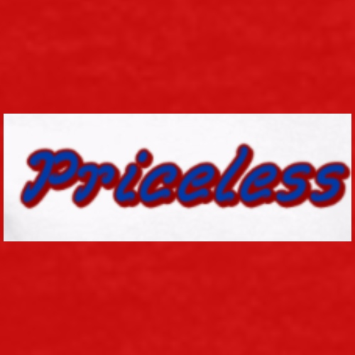 Priceless logo 2 - Men's Premium T-Shirt