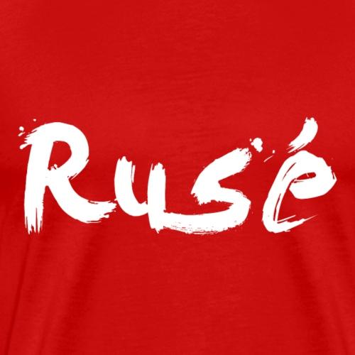 Rusé RED - Men's Premium T-Shirt
