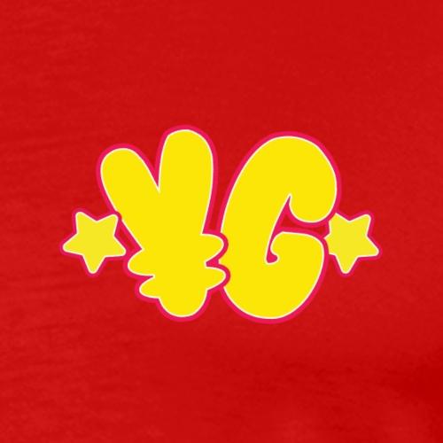 YG alt Logo - Men's Premium T-Shirt