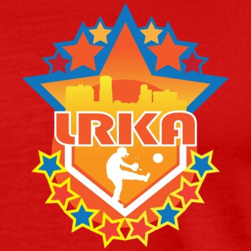 LRKA Orange Star Logo - Men's Premium T-Shirt