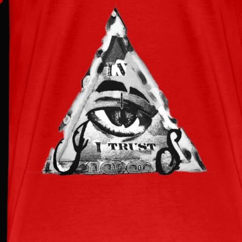 In i I Trust - Men's Premium T-Shirt
