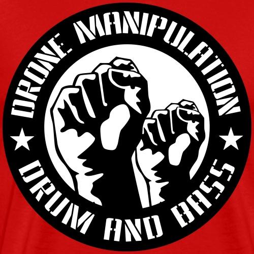 Drone Manipulation FISTS UP - Men's Premium T-Shirt