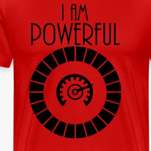 I Am Powerful - Men's Premium T-Shirt