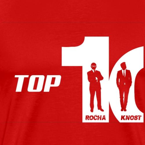 Top 10 Silhouette - Men's Premium T-Shirt