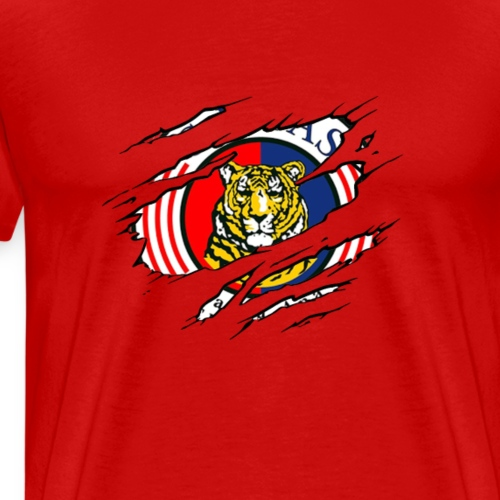 C.D. FAS T-shirt. - Men's Premium T-Shirt