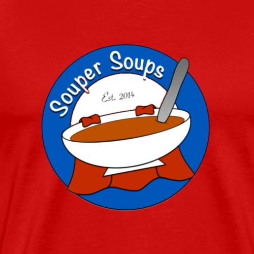 Souper Soups Merchandise - Men's Premium T-Shirt