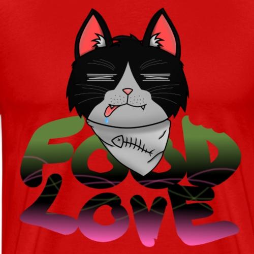 Food Love - Men's Premium T-Shirt