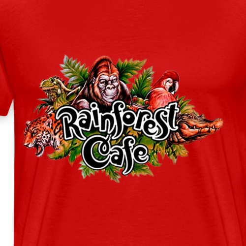 Rainforest Cafe - Men's Premium T-Shirt