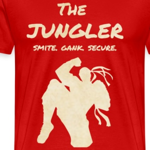 T-shirt League of Legends: The Jungler / Lee sin - Men's Premium T-Shirt