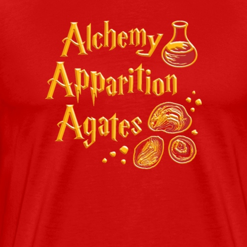 Alchemy Apparition Agates - Men's Premium T-Shirt