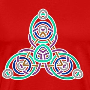 celtic knot 1 - Men's Premium T-Shirt