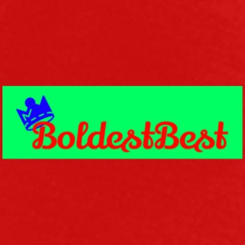 BoldestBest~Boys - Men's Premium T-Shirt