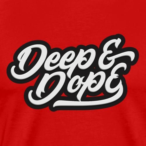 Deep & Dope - Men's Premium T-Shirt