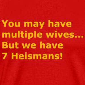 Multiple Wives - Men's Premium T-Shirt