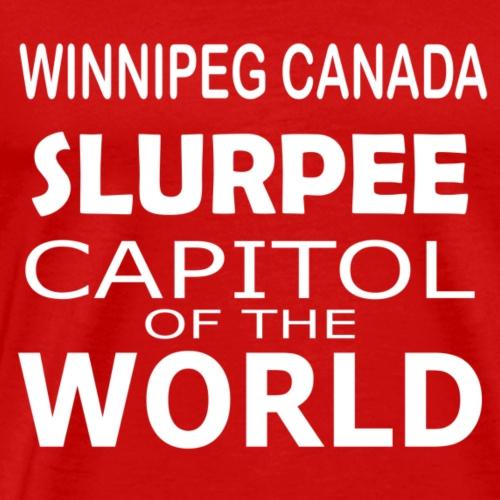 Slurpee - Men's Premium T-Shirt
